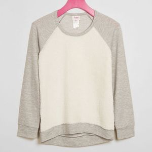 Daytrip girls sherpa sweatshirt